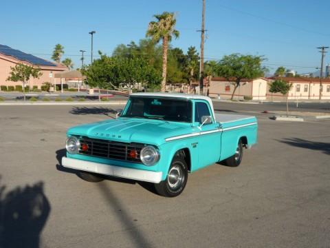 1967 Dodge D100 na prodej