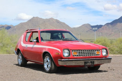 1977 AMC Gremlin na prodej