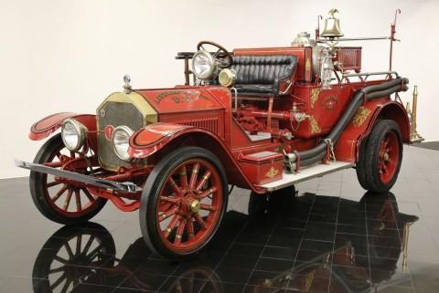 1917 American LaFrance Type 40 na prodej