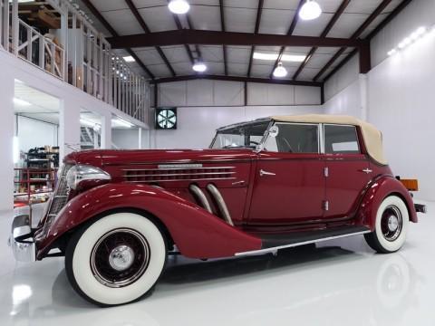 1936 Auburn 852 na prodej