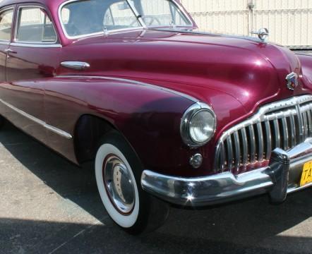 1946 Buick Super na prodej