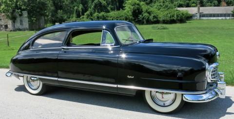 1949 Nash Airflyte na prodej