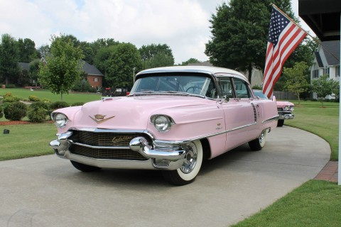 1956 Cadillac Fleetwood na prodej