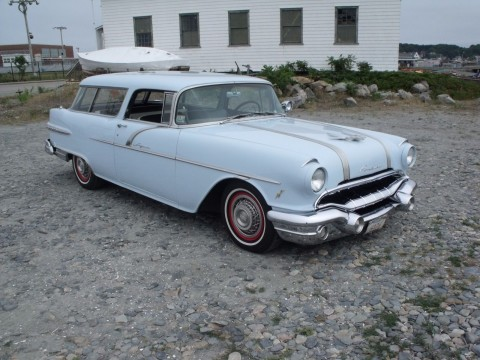 1956 Pontiac Safari na prodej