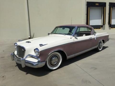 1956 Studebaker Golden Hawk na prodej