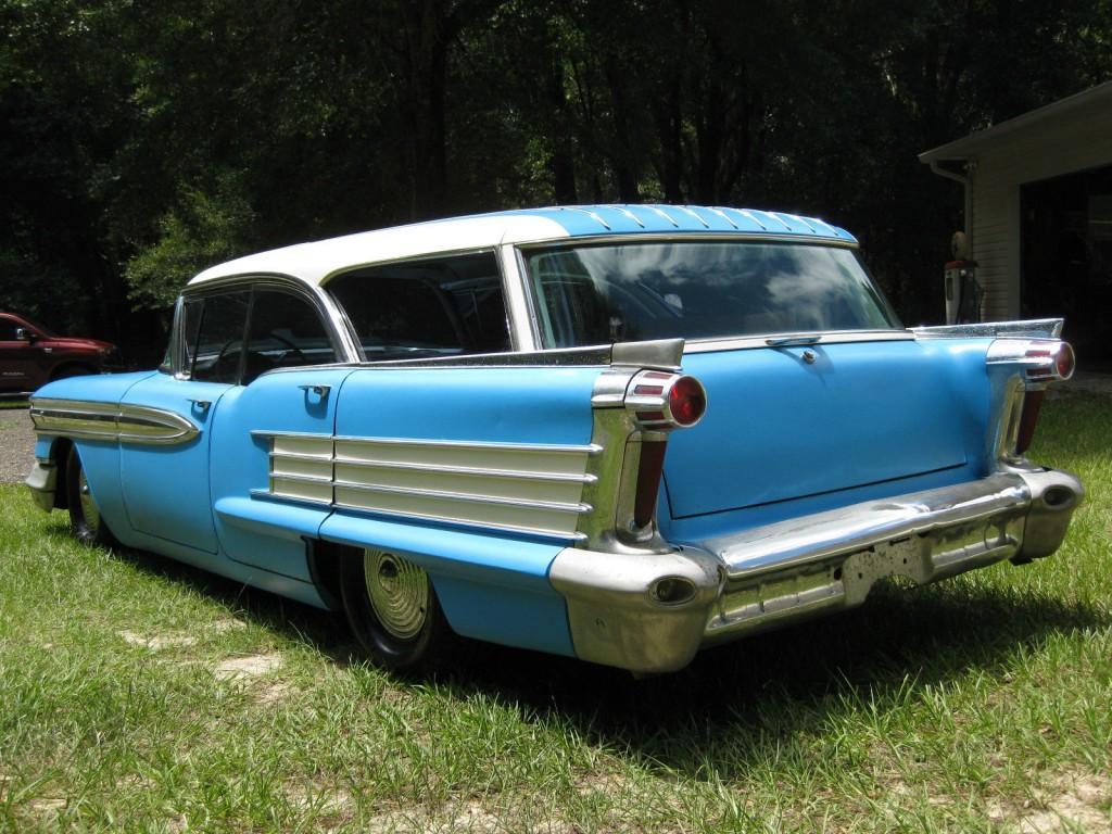 1958 Oldsmobile Fiesta