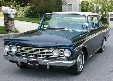 1962 AMC Custom Sedan na prodej