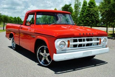 1968 Dodge D-100 na prodej
