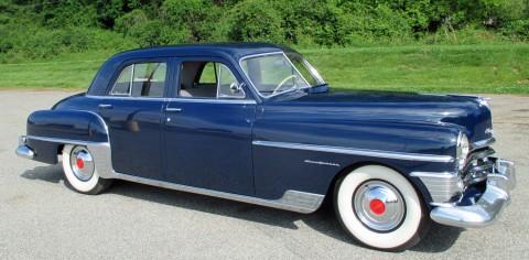 1950 Chrysler New Yorker na prodej