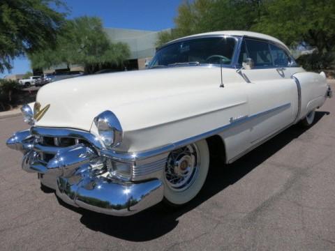 1953 Cadillac Coupe DeVille na prodej