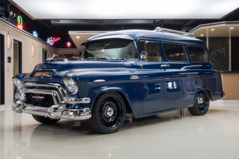 1955 GMC Suburban na prodej