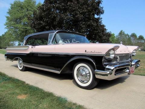 1957 Mercury Montclair na prodej