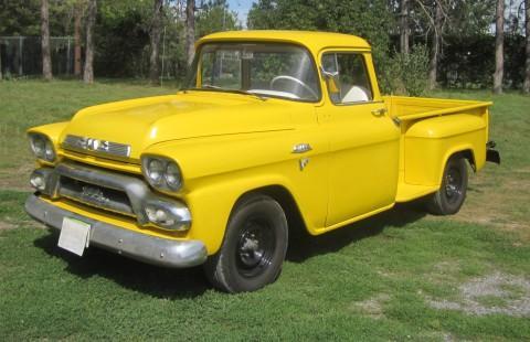 1959 GMC 100 na prodej
