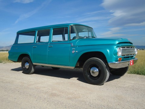 1967 International Harvester na prodej