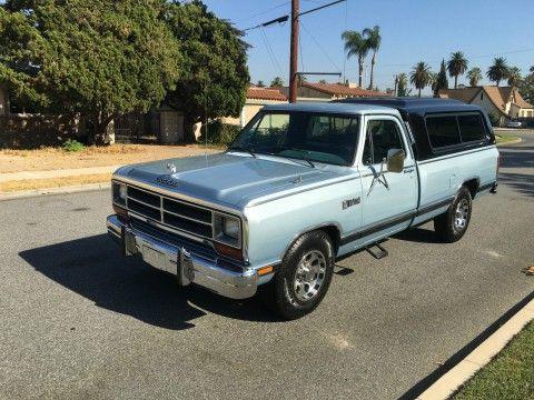 1987 Dodge Ram D-250 na prodej