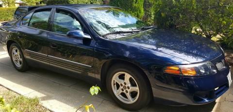 2002 Pontiac Bonneville na prodej