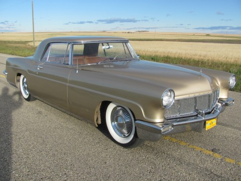 1956 Lincoln Continental Mark II na prodej