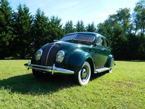 1934 DeSoto Airflow na prodej