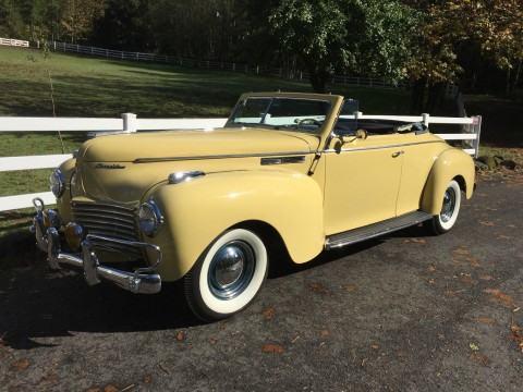 1940 Chrysler New Yorker Convertible na prodej