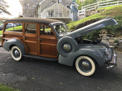 1940 Pontiac Deluxe na prodej