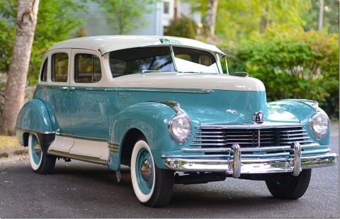1947 Hudson Super 8 na prodej