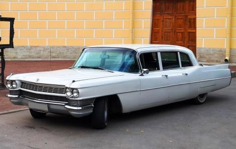 1964 Cadillac Fleetwood na prodej