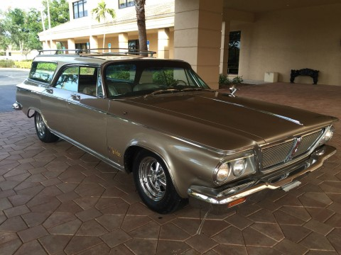 1964 Chrysler New Yorker Town & Country na prodej