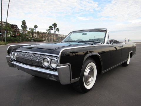 1964 Lincoln Continental Convertible na prodej