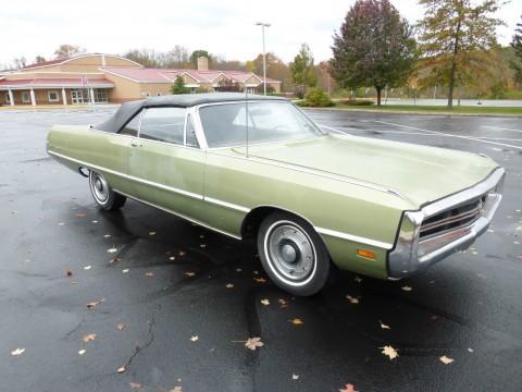 1969 Chrysler 300 na prodej