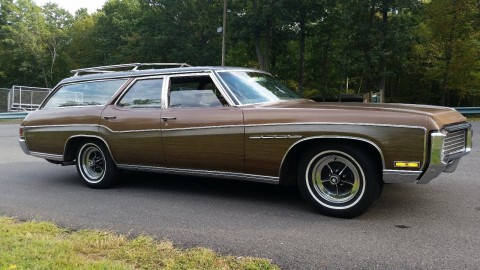 1970 Buick Estate Wagon na prodej