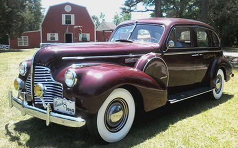 1940 Buick Limited na prodej