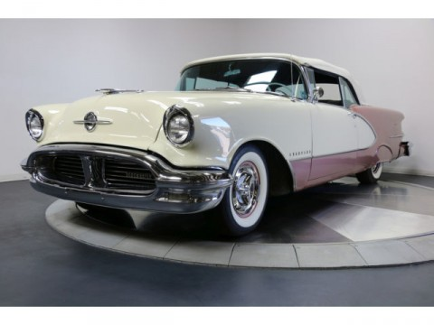 1956 Oldsmobile Ninety-Eight na prodej