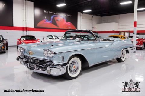 1958 Cadillac Eldorado Biarritz Convertible na prodej