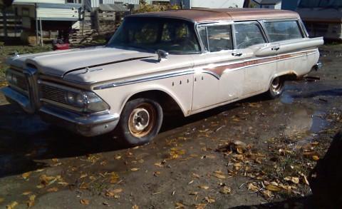 1959 Edsel Villager na prodej