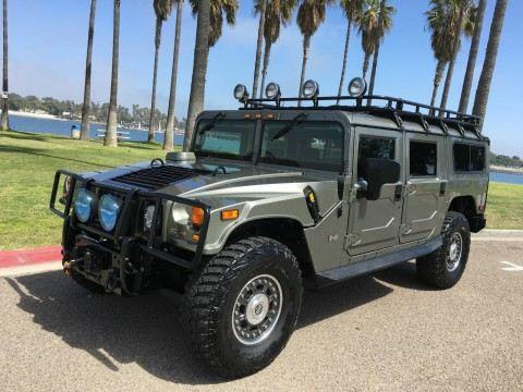 2006 Hummer H1 na prodej