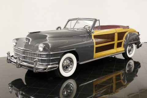 1948 Chrysler Town & Country Convertible na prodej