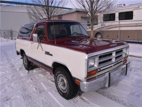 1987 Dodge Ram na prodej