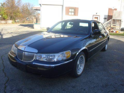 1998 Lincoln Town Car na prodej