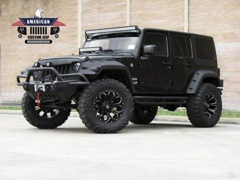 2016 Jeep Wrangler na prodej