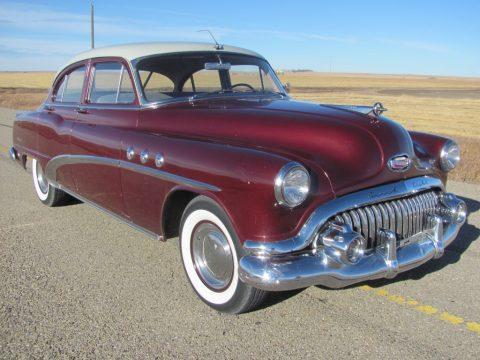 1952 Buick Special Deluxe Sedan na prodej