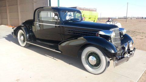 1935 Cadillac Coupe na prodej