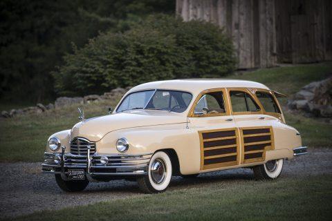 1949 Packard Eight na prodej