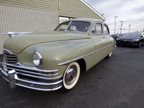 1950 Packard Deluxe na prodej