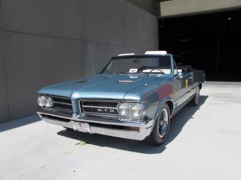 1964 Pontiac GTO na prodej
