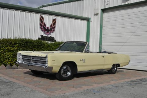 1967 Plymouth Fury Convertible na prodej