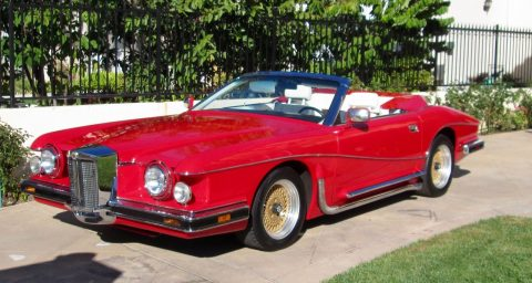 1988 Stutz Bearcat Convertible na prodej