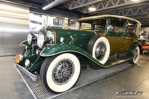 1930 Cadillac Fleetwood V16 na prodej