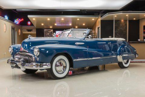 1948 Buick Roadmaster na prodej