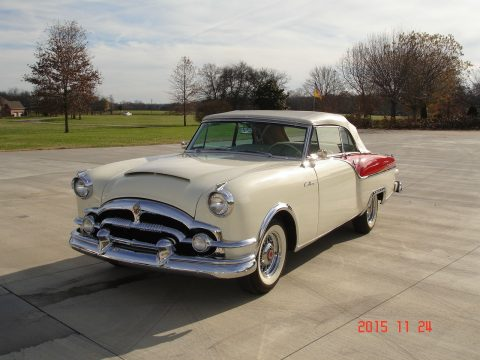 1954 Packard Caribbean na prodej
