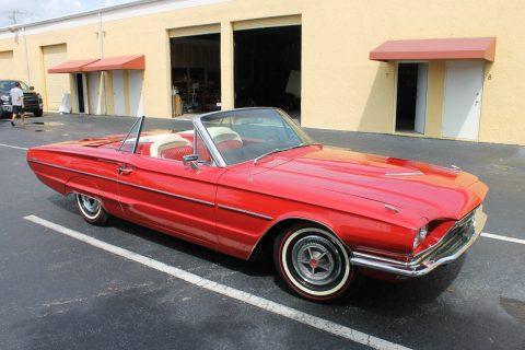 1966 Ford Thunderbird na prodej
